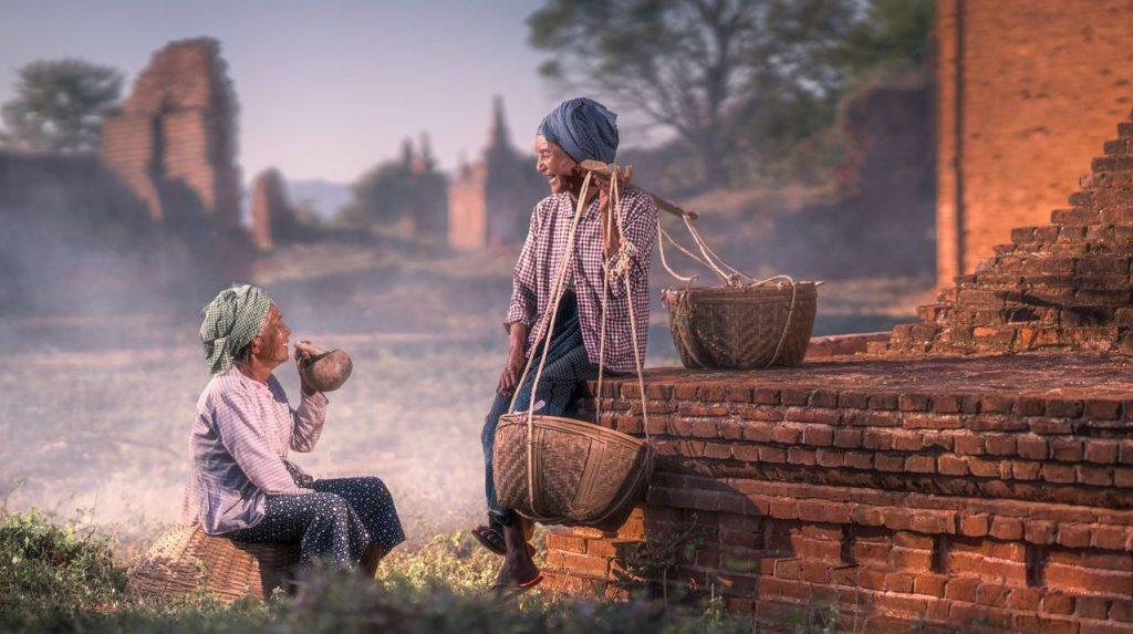 Locaux Birmanie