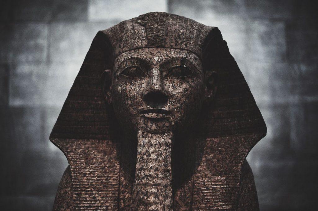 Pharaon Egypte